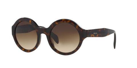 Prada PR 06QS (Havana frame / Brown Gradient lenses)