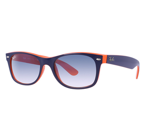 New Wayfarer Color Mix (Blue, Orange / Light Blue Gradient) [IN STOCK - NEXT DAY DELIVERY]