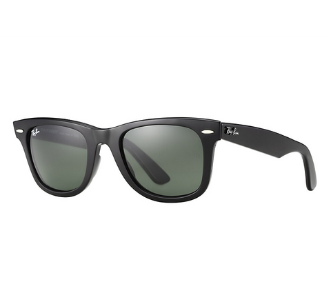 Original Wayfarer Classic (Black/Green Classic G-15) [IN STOCK - NEXT DAY DELIVERY]