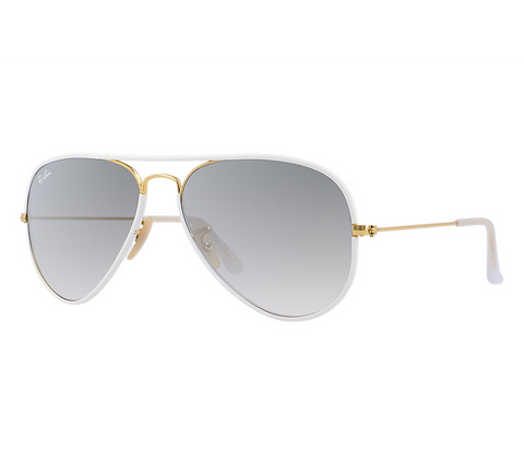 Ray-Ban RB3025JM Full Color White