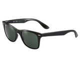 Ray-Ban Wayfarer Liteforce Green Classic (Black frame / Green Classic lenses)
