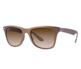 Ray-Ban Wayfarer Liteforce Brown (Brown frame / Brown Gradient lenses)