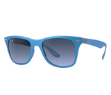 Ray-Ban Wayfarer Liteforce Blue Gradient (Light Blue frame / Blue Gradient lenses)