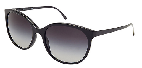 Burberry BE4146 (Full Black frame / Grey Gradient lenses)