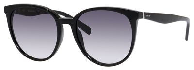 Céline 41068/S (Black frame / Dark Grey Degrade lenses)