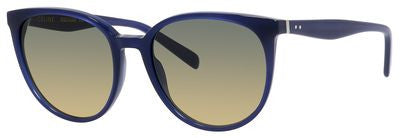 Céline 41068/S (Blue frame / Amber Grey Degrade lenses)