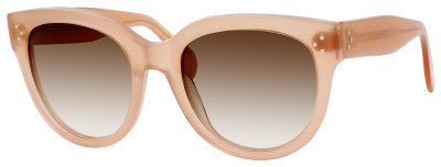 Céline 41755/S (Antique Rose frame / Brown & Gray Gradient lenses)