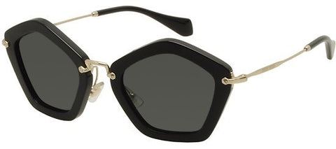 Miu Miu 06OS (Black frame / Grey lenses)