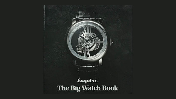 The Big Watch Book - Freedom To Exist Watches - fte Watches
