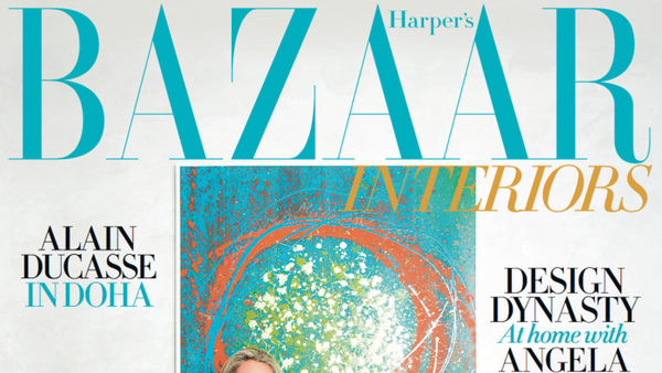 Harpers Bazaar Interiors - William Knight - Freedom To Exist - Luxury Watches