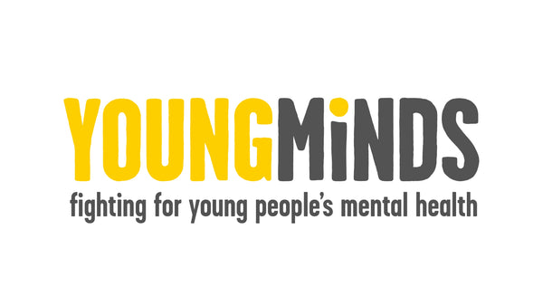youngminds logo - teenage mental health - freedom to exist