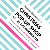 Creative Clerkenwell - Pop-Up Shop