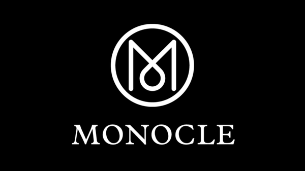 Monocle Magazine logo - Freedom To Exist Watches - Kirsty Whyte & Paul Tanner