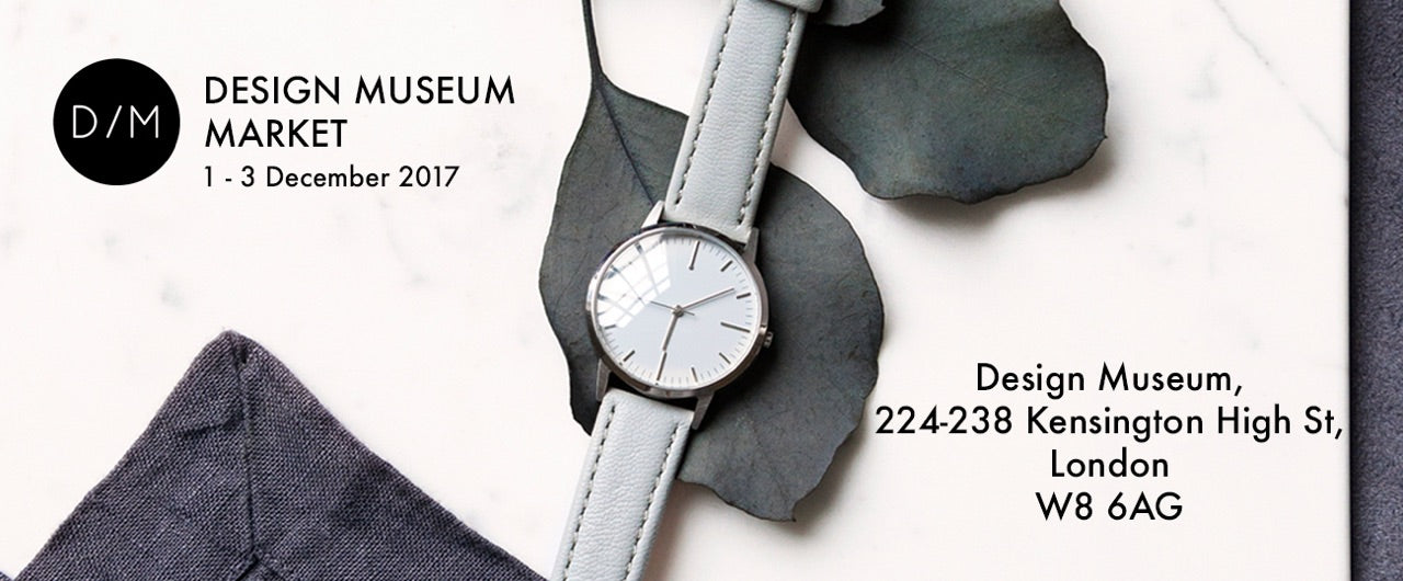 Design Museum - Christmas Market - Freedom To Exist Watches