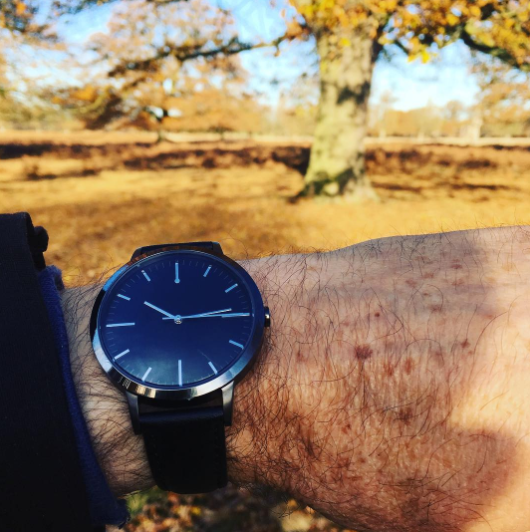 David Evans | Grey Fox Blog | Freedom To Exist Watches