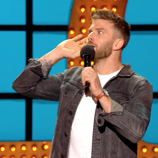 Joel Dommett | Live At The Apollo | Freedom To Exist Watches - fte4206 - Silver & Tan Watch