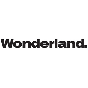 Wonderland Magazine - Square Logo