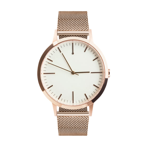 fte4002M | 40mm Rose Gold Watch