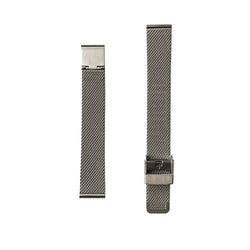 Milanese Mesh - Silver Watch Strap - 15mm - Replacement - Under £30