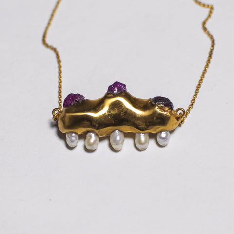 Bruxism Necklace
