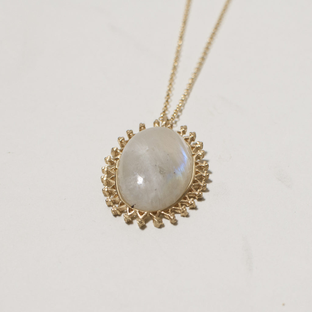 Sunrays Necklace