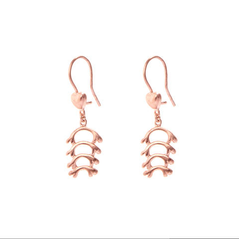 Ribs Earrings