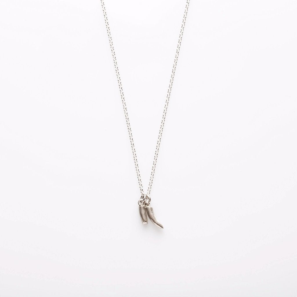 Broken Tusk  Necklace