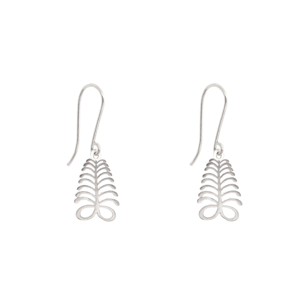 Aya Fern Earrings
