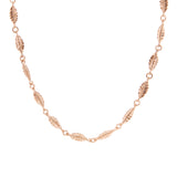 Leaf Chain Necklace