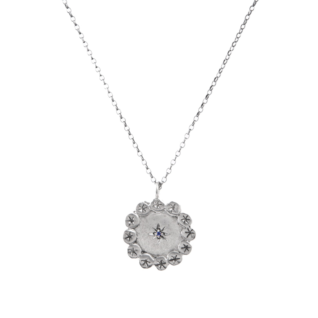 12 Stars Lunar Necklace