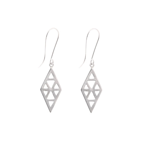 Logo Earrings 2