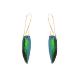 Scarab Wings Earrings
