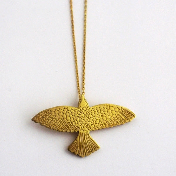 Bird Of Prey Necklace
