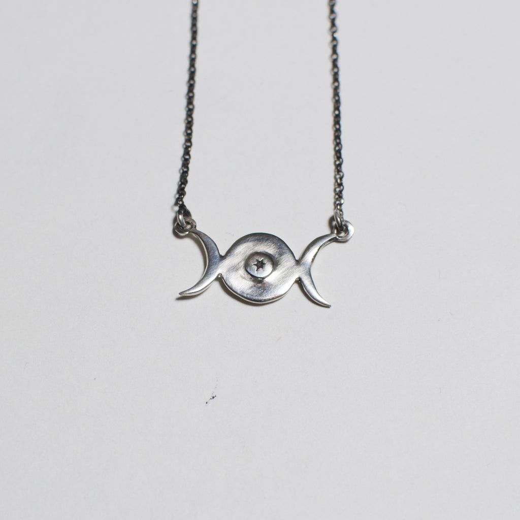 The Triple Goddess Necklace