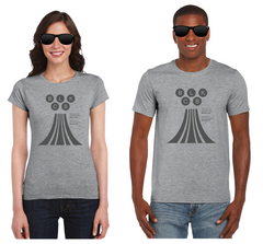 Limited edition Games of the XXI Olympiad sports grey tee