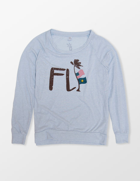 FL Flag Tee (Womens)