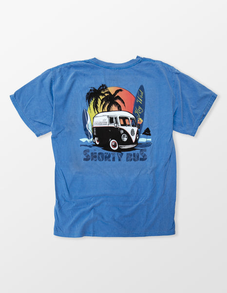 Shorty Bus (Blue)