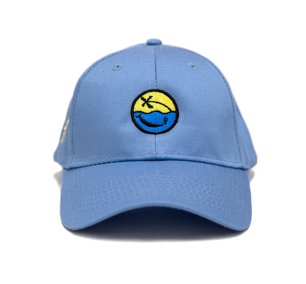 Smiley Hat - Youth (Blue)