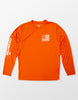 Water Nation (Orange) Long Sleeve