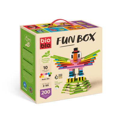 "Fun Box ""Multi-Mix"" con 200 piezas"