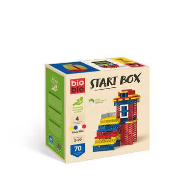 "Start Box ""Basic-Mix"" con 70 piezas"