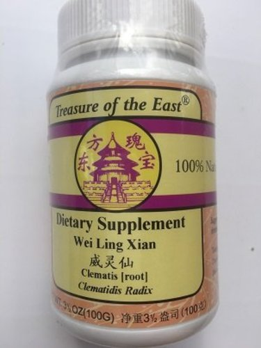 Clematis [root] Wei Ling Xian Concentrated Granules 100g by Baicao