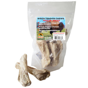 Why Choose Freeze-Dried Dog Chews?
