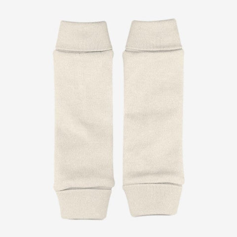 Preemie Leg Warmers // Cream