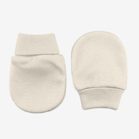 Scratch Mittens // Cream