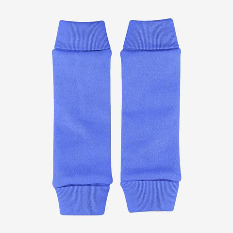 Preemie Leg Warmers // Deep Blue