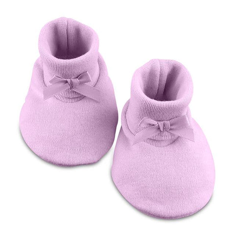 Baby Booties // Lilac