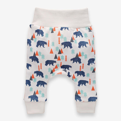 Harem Pants // Little Bear