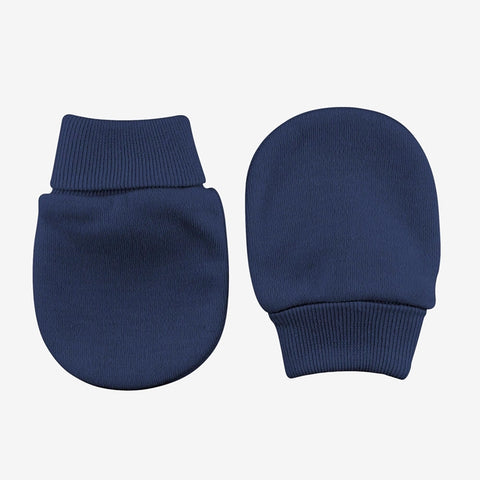 Scratch Mittens // Navy