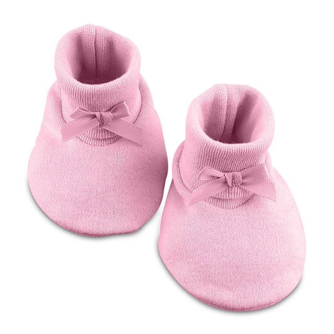 Baby Booties // Pink